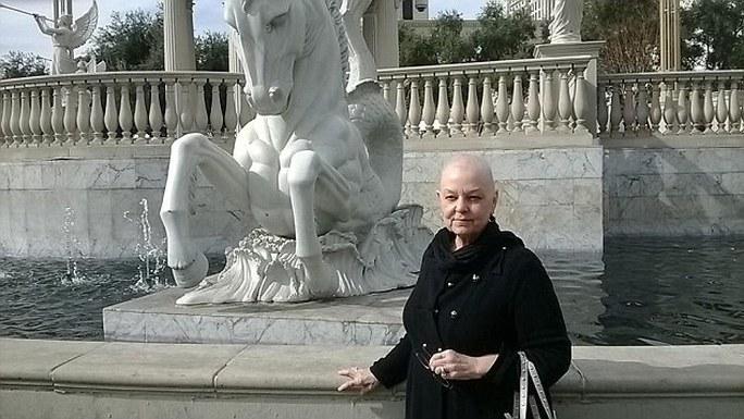 Bà Deborah Giannecchini. Ảnh: Daily Mail