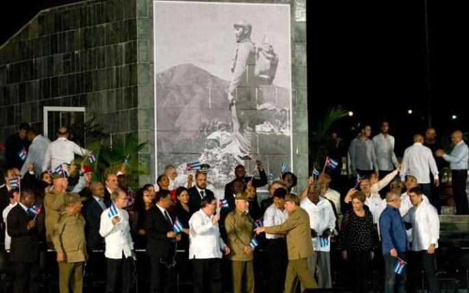 Fidel Castro không muốn được tạc tượng, vinh danh bằng tên đường, công trình kiến trúc, công viên