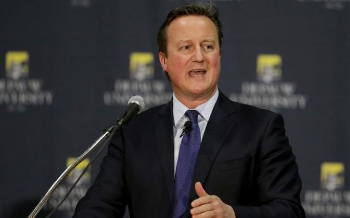 Ông David Cameron từ chức vào tháng 6 qua sau khi dân Anh bỏ phiếu rời khỏi EU. Ảnh: Telegraph