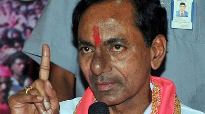 Bộ trưởng bang Telangana K Chandrasekhara Rao. Ảnh: Indian Express