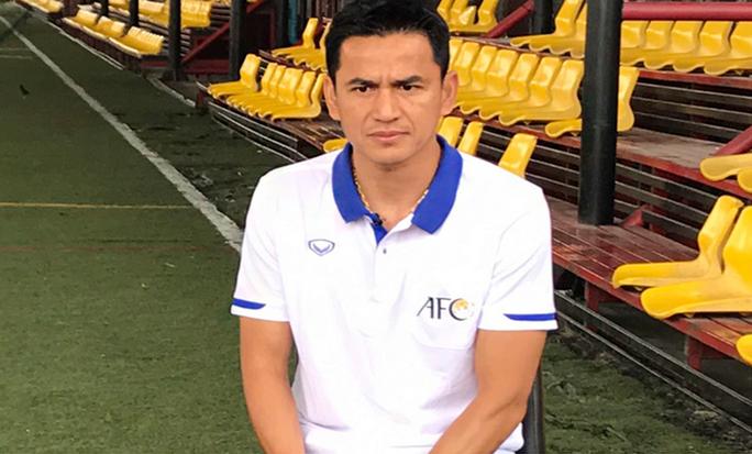 HLV Kiatisuk sẵn sàng trở lại Việt Nam