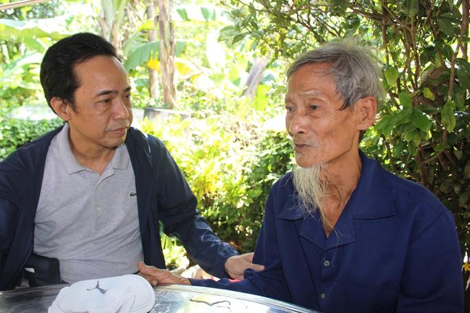 Chia sẻ nỗi đau khi mái đầu bạc tiễn mái đầu xanh đối với gia đình chị Trần Thị Vinh