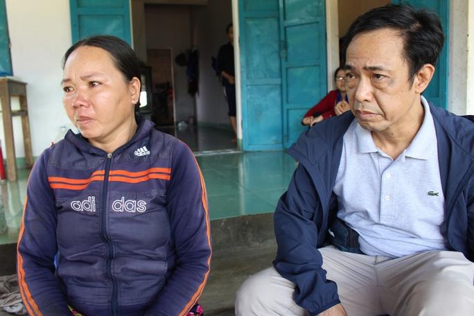 Nỗi đau của người vợ trẻ Nguyễn Thị Kim Phượng trước sự ra đi đột ngột của chồng
