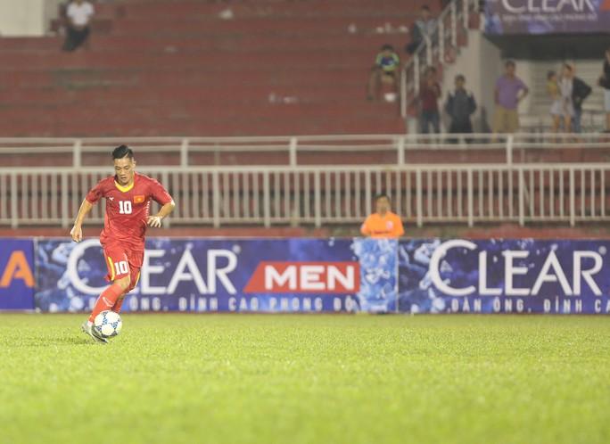 Lâm Ti Phông cũng là chân sút được người hâm mộ chờ đợi ở U21 Việt Nam