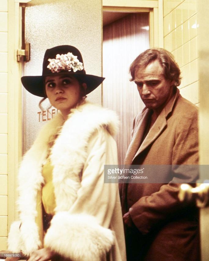 Maria và Marlon trong phim