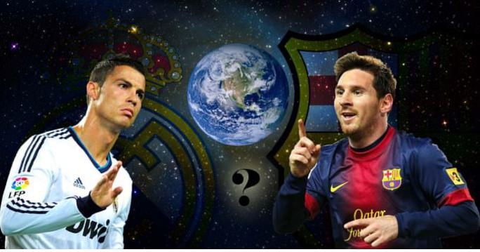 Ronaldo - Messi: Ai sẽ thắng đêm nay?