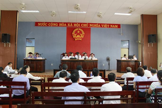 Ngày 22-12 tới, HĐXX mới tiến hành tuyên án