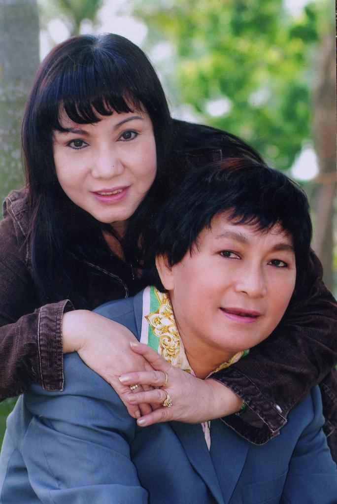 NS Kiều Tiên và NSƯT Minh Phụng