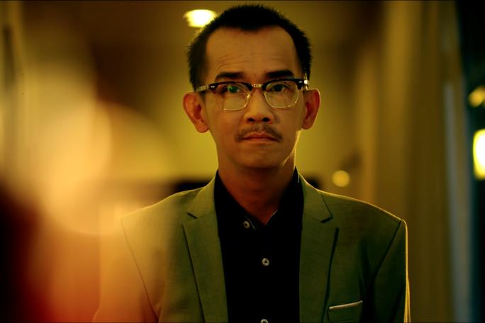 Minh Thuận trong phim Bí ẩn song sinh