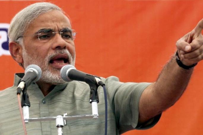 Thủ tướng Ấn Độ Narendra Modi. Ảnh: Reuters