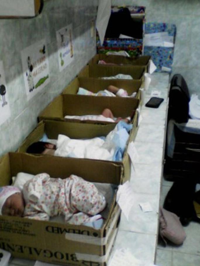 Cuộc khủng hoảng kinh tế ở Venezuela đã tác động đến ngành y tế nước này. Ảnh: MUD