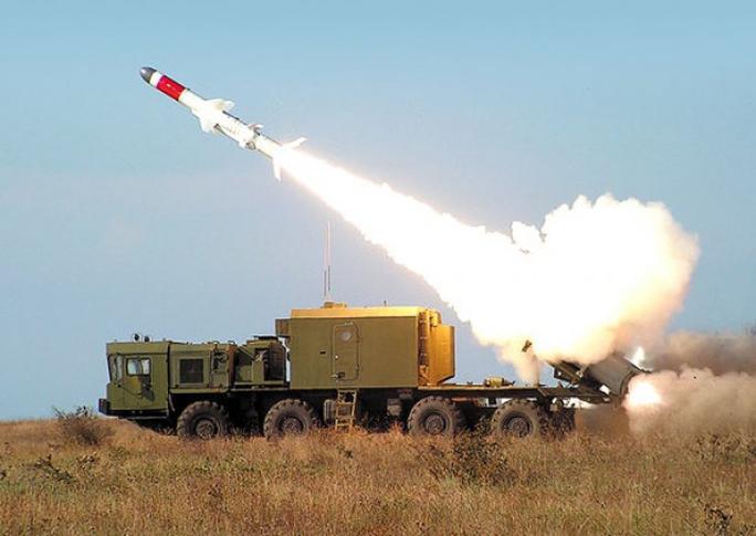 Báo chí Nga đưa tin tổ hợp tên lửa Bastion đã được triển khai ở Kaliningrad Ảnh: ASPNOVA.RU