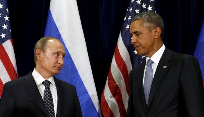 """Chính quyền Tổng thống Barack Obama chuẩn bị trả đũa Nga vì hành động """"can thiệp bầu cử Mỹ"""" Ảnh: Reuters"""