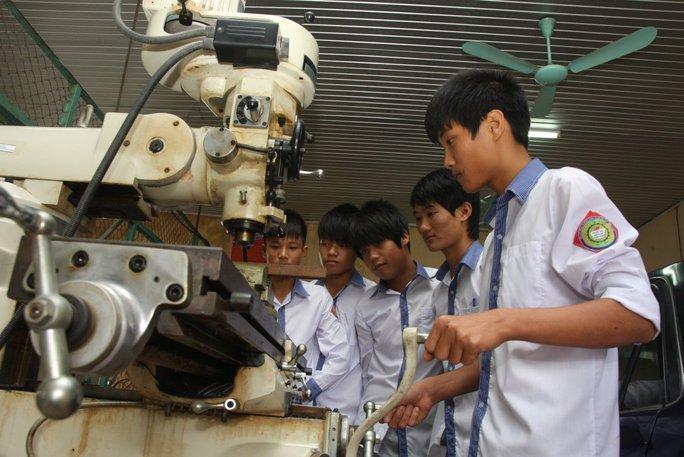 Tăng cường vai trò tư nhân trong giáo dục nghề nghiệp