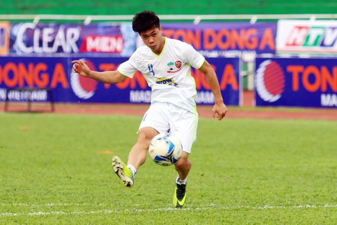 Công Phượng nhắm hat-trick vô địch Giải U21 quốc tế