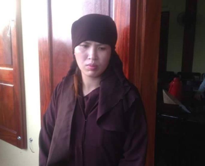 Nguyễn Thị Phương giả danh nhà sư để thực hiện hành vi lừa đảo