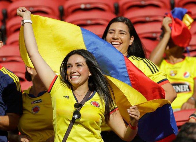 Người đẹp Colombia