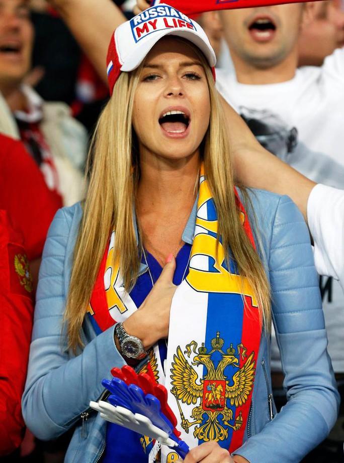 CĐV của Nga