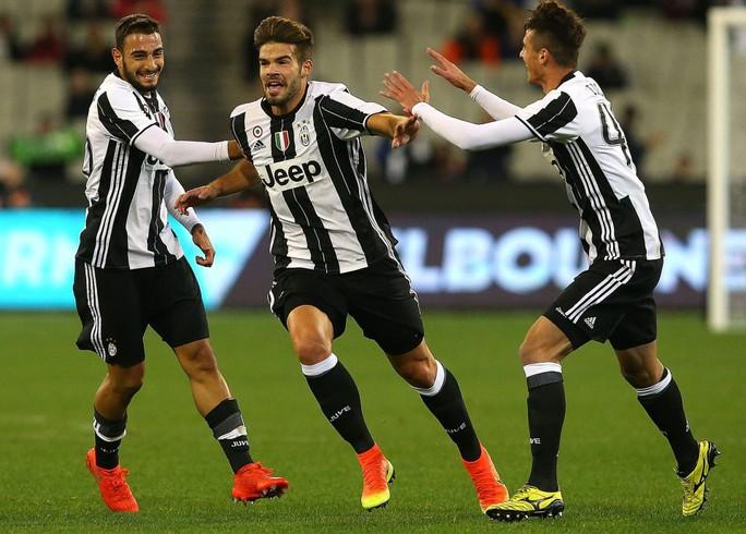 Juventus sẽ chạm trán Roma ở vòng 17 Serie A