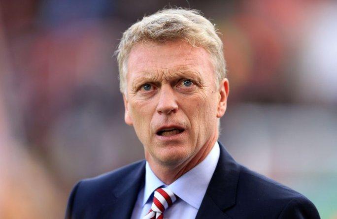 David Moyes có thành tích tốt hơn Mourinho và Van Gaal nhưng lại bị M.U sa thải sớm