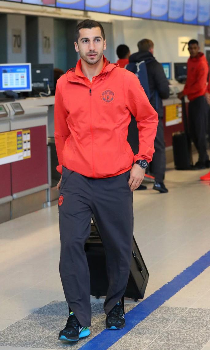Mkhitaryan ít được Mourinho sử dụng