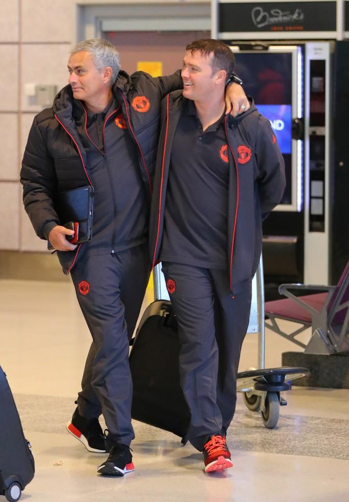 Thầy trò Mourinho chuẩn bị tái đấu Fenerbahce