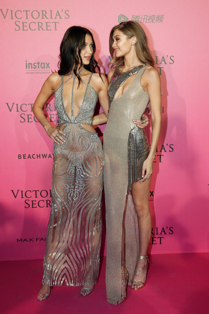 Bella Hadid và Gigi Hadid