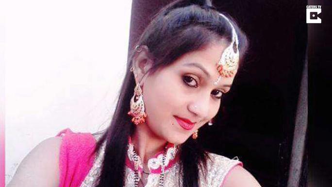 Nữ vũ công Kulwinder Kaur. Ảnh: Cater News Agency