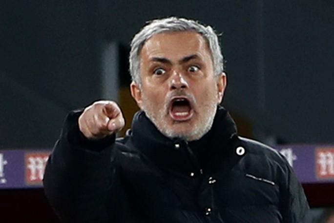 M.U của Mourinho có khả năng trắng tay mùa này, theo dự đoán của Euro Club Index