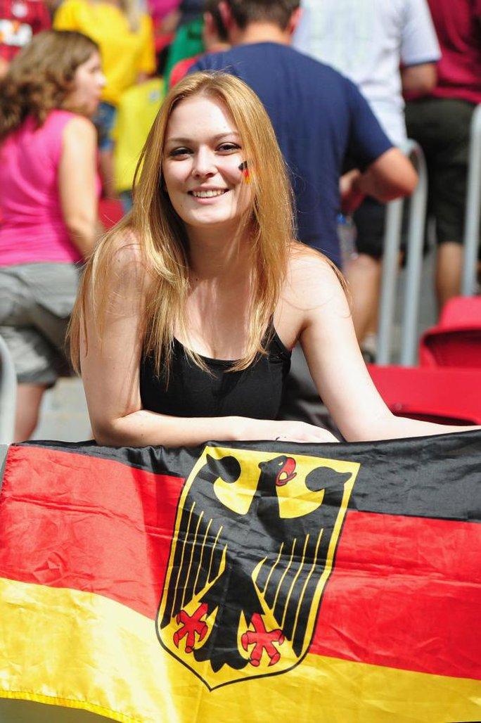 CĐV của tuyển Đức