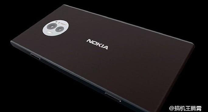 Nokia C1 với camera kép rò rỉ trên các trang công nghệ Trung Quốc. Ảnh: Weibo.
