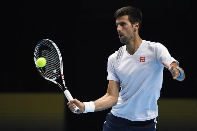 Djokovic được kỳ vọng sẽ lấy lại uy danh ở giải đấu lớn cuối cùng trong mùa này Ảnh: REUTERS