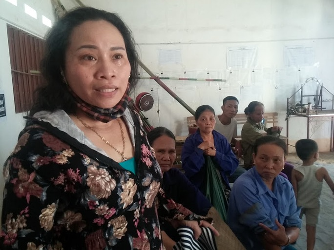 Người dân bức xúc phản ánh tình trạng ô nhiễm tại Núi Pháo