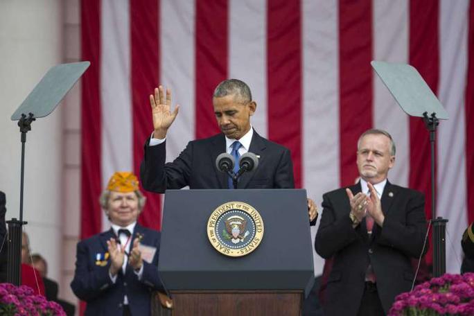 Chính quyền của Tổng thống Mỹ Barack Obama tạm ngừng nỗ lực xúc tiến Quốc hội thông qua Hiệp định Đối tác xuyên Thái Bình Dương (TPP). Ảnh: Reuters