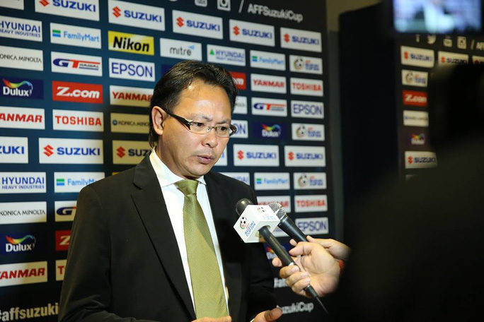 HLV Ong Kim Swee của Malaysia