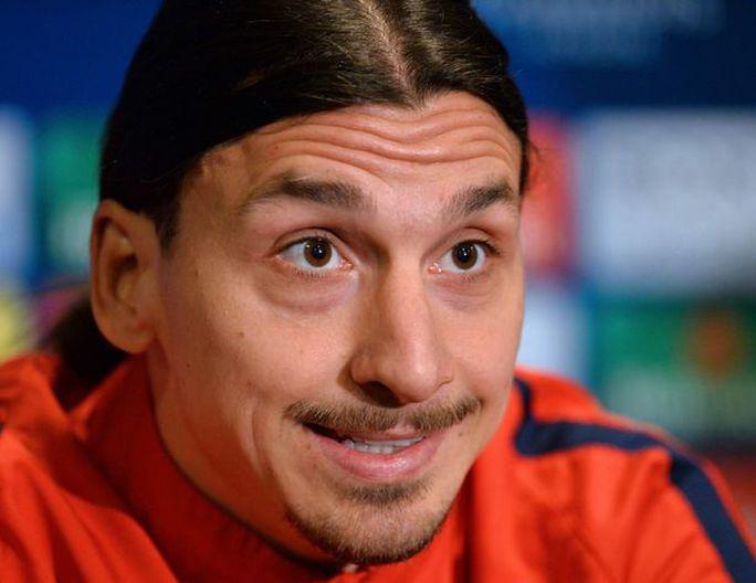 Ibrahimovic nhận xét Ronaldo người Brazil xuất sắc hơn Cristiano Ronaldo