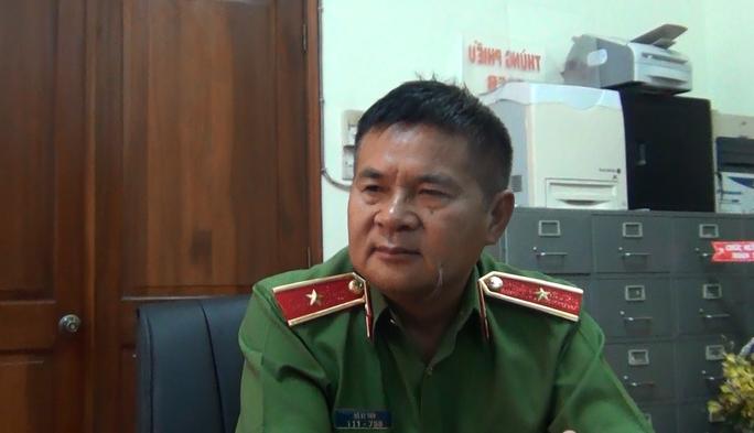 Thiếu tướng Hồ Sỹ Tiến nói về vụ hành hạ trẻ em ở Campuchia