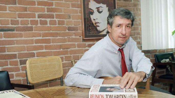 Ông Hayden năm 1988. Ảnh: AP