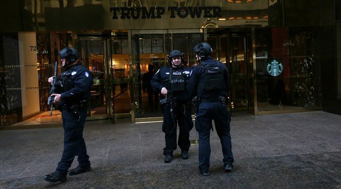 Chi phí bảo vệ cho gia đình Tổng thống đắc cử Donald Trump tiêu tốn đến 1 triệu USD/ngày. Ảnh: Reuters