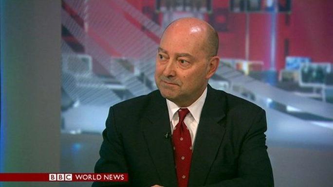 Ông James Stavridis, cựu chỉ huy NATO. Ảnh: BBC