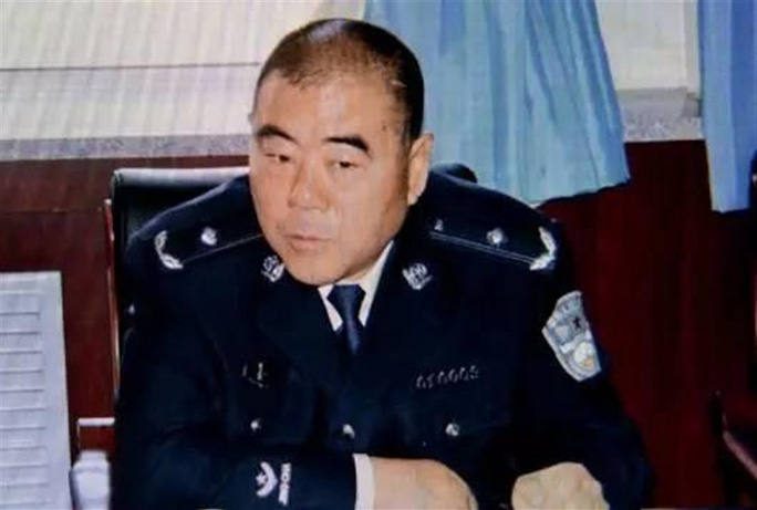 Cựu phó giám đốc sở công an TP Hohhot Phùng Chí Minh Ảnh: TÂN HOA XÃ