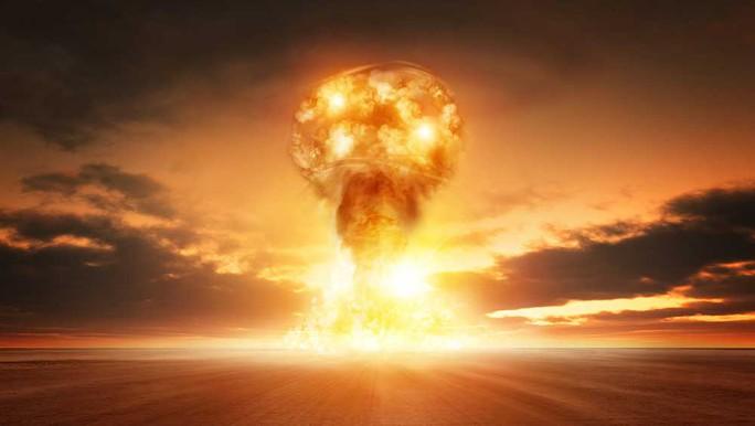 Ông Trump nhắc đến phổ biến hạt nhân như một vấn đề lớn nhất mà thế giới đang đối mặt. Ảnh: STOCK.ADOBE.COM