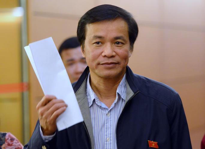 Tổng thư ký QH Nguyễn Hạnh Phúc cho biết chưa tìm ra giải pháp xử lý về hành chính đối với nguyên Bộ trưởng Bộ Công Thương Vũ Huy Hoàng