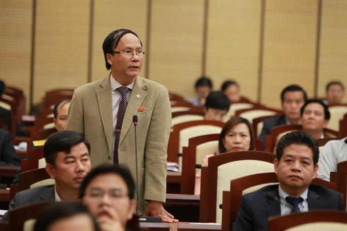 Trưởng ban Pháp chế HĐND TP Hà Nội Nguyễn Hoài Nam đánh giá tinh giản biên chế chưa dựa trên công tác đánh giá cán bộ, công chức, viên chức