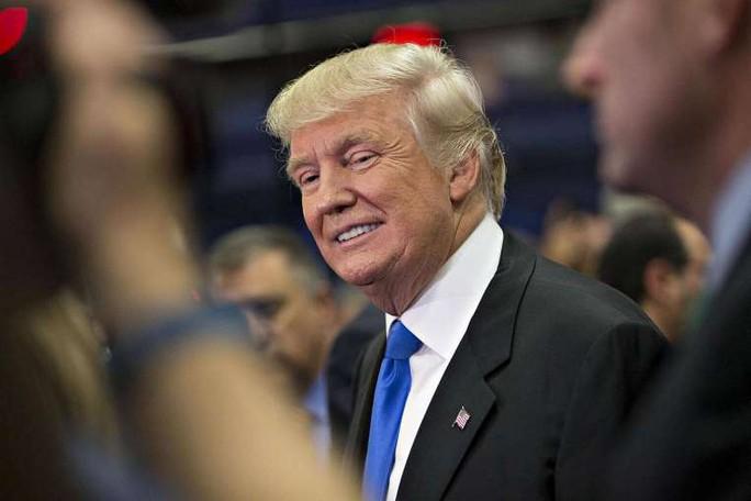 Tỉ phú Donald Trump. Ảnh: Bloomberg