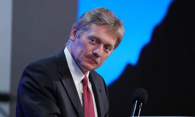 Người phát ngôn Điện Kremlin Dmitry Peskov. Ảnh: Tass