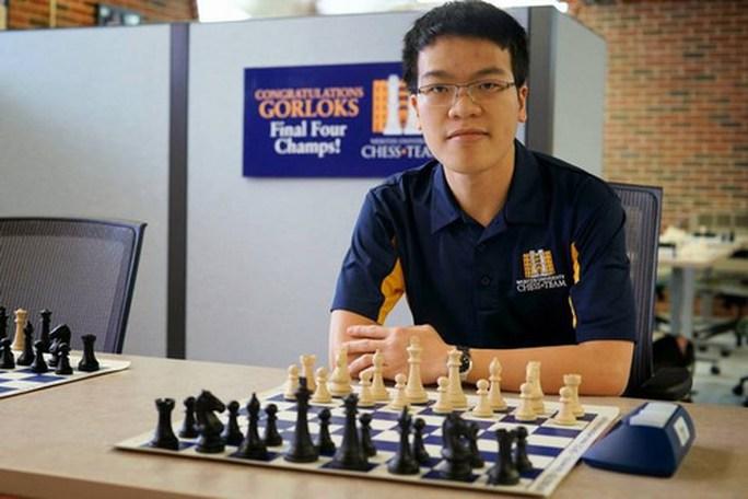 Siêu đại kiện tướng Lê Quang Liêm: Đời và cờ - Ảnh 2.