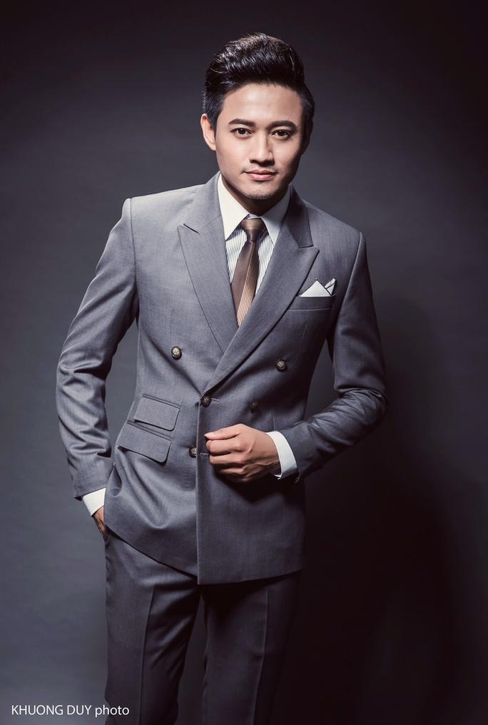 Diễn viên Quý Bình lấn sân ca nhạc