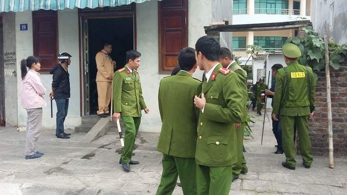 Cơ quan công an vây bắt Phạm Huy Khôi