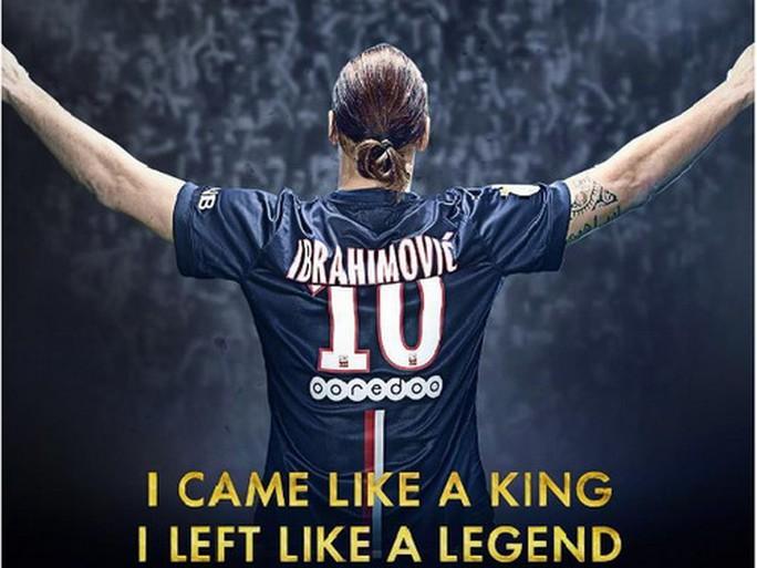 Lão tướng 38 tuổi Ibrahimovic thề giải cứu AC Milan - Ảnh 5.